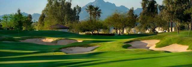 Legacy Golf Club: #16