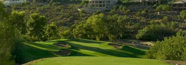 Desert Canyon GC: #16