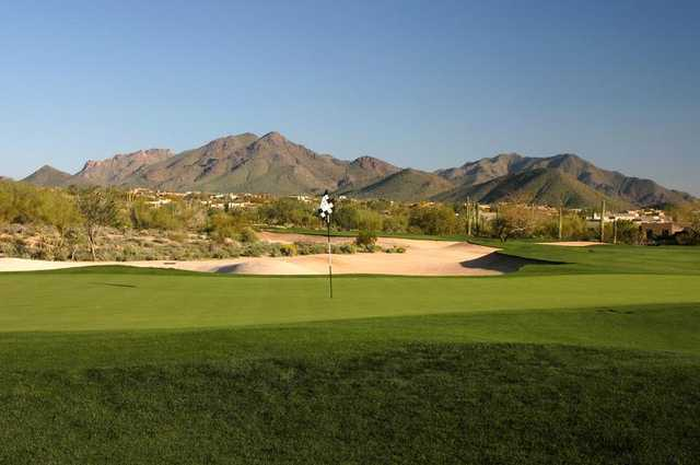 Desert Highlands Golf Club In Scottsdale