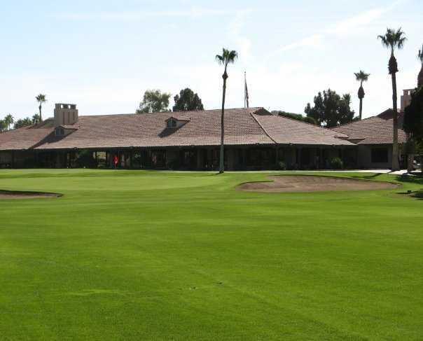 Yuma Golf and Country Club in Yuma