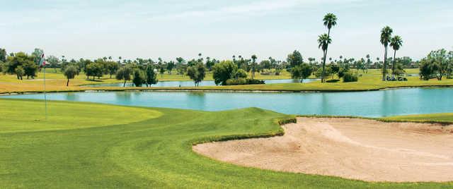 Hillcrest Golf Club at Sun City West in Sun City West ...  |Hillcrest Golf Club