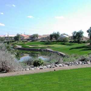Coyote Lakes GC: #14