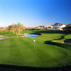 Red Mountain Ranch CC: #18