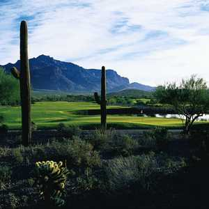 Superstition Mountain C - Lost Gold: #18