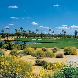 Palm Valley GC - Lakes: #9