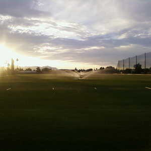 Desert Sands GC: driving range