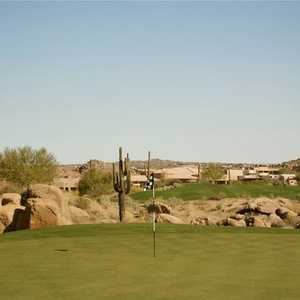 Pinnacle at Troon North GC: #2