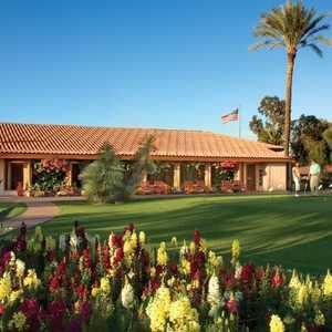 Rancho de Los Caballeros GC: Clubhouse