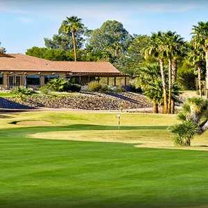 Wickenburg CC: Clubhouse