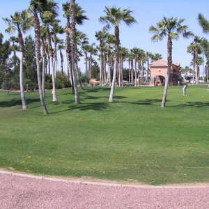 Palm Creek GC
