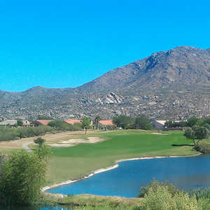 Tucson at SaddleBrooke CC
