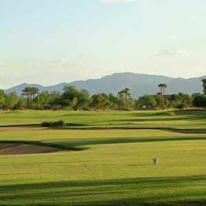 Desert Springs GC: #7