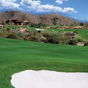 Saguaro Nine's 9th hole