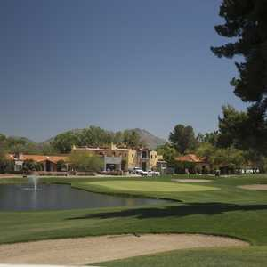 Tubac Golf Resort: Otero's #9