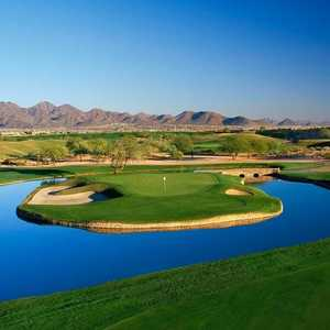 TPC Scottsdale: Stadium Course - hole 15
