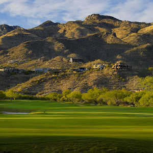 Mountain at Ventana Canyon: 18th green