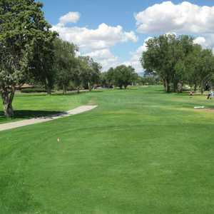 North at Antelope Hills GC: #1