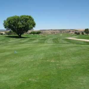 South at Antelope Hills GC: #2