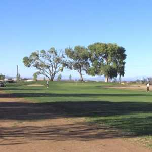 Mountain View GC: #18