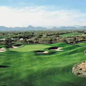 Wildfire GC at Desert Ridge - Palmer: #8