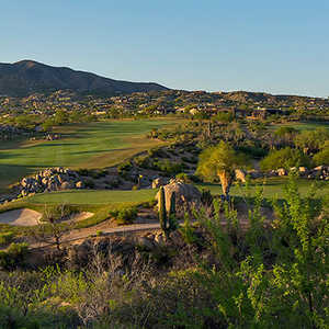 Apache Course at Desert Mountain GC