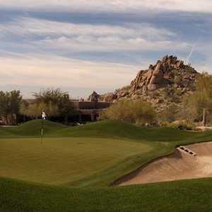 Desert Highlands GC: #18
