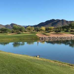 Dove Valley Ranch GC: #18