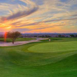 McDowell Mountain GC: #18