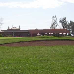 Southern Ridge GC: Clubhouse
