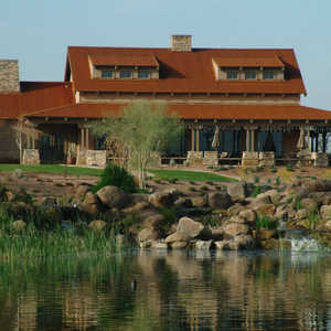 The Duke at Rancho El Dorado: clubhouse