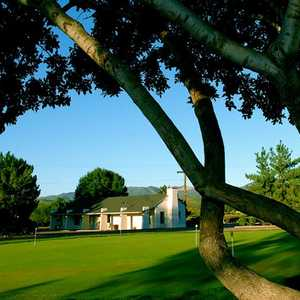 Kino Springs GC: putting green