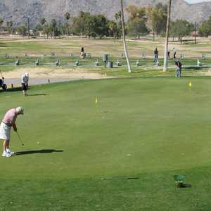 Ahwatukee GC - Lakes: putting green