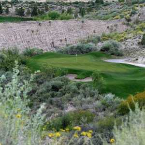 Quarry Pines GC: #14