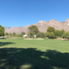 A view of fairway #15 at Oro Valley Country Club.