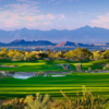 A view of a hole from Renegade Course at Desert Mountain Golf Club.