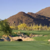 View of the 10th hole from the South course at Gallery Golf Club.