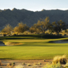 A view of the 6th green at Raven at Verrado