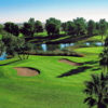 A view of the signature hole #3 at Francisco Grande Resort & Golf Club