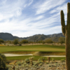 A view of hole #15 from Founder's Course at Verrado Golf Club.