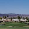 A view of the 10th green at West Course  from Lake Havasu Golf Club.