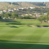 A view of a fairway at Catalina from SaddleBrooke Country Club