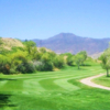 A view of a fairway at Coyote Trails Golf Course