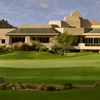 A view of the clubhouse from Pinnacle at Troon North GC