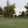 A view from a fairway at Royal Palms Golf Course