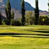 View of a green at Cerbat Cliffs Golf Course