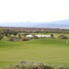 A view of a green at The Refuge Golf Club