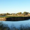View of the 6th hole at Apache Creek Golf Club