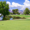 A view from a green at Dorado Country Club