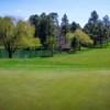 8th green at Pinetop Lakes Golf & Country Club