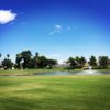 A view over the water from Continental Golf Course.